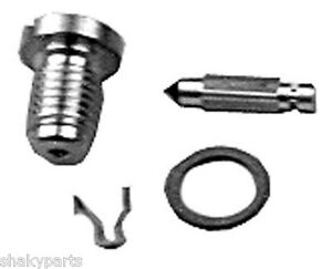 10946 Rotary Needle And Seat Kit Compatible With ONAN 0142
