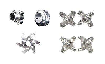 Lonestar Front and Rear Hubs + Sprocket Brake Hub Lock Nut