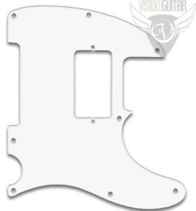 Tele Humbucker 8-Screw 3-Ply White/Black/White Pickguard