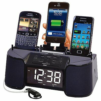 Dok 6 Port Smart Phone Charger With