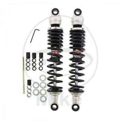 Pair Shock Absorbers Rear Adjustable YSS Triumph Thruxton