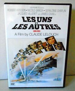 Les Uns Et Les Autres Film : autres, Autres, 1981-A, Claude, Lelough, Film--w/Robert, Hossein/Nicole, Garcia, 14381430226