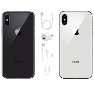 Apple iPhone X 64GB - GSM & CDMA Unlocked -USA Model -Apple Warranty -BRAND NEW!