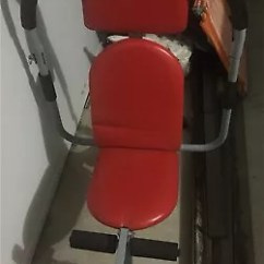 Ab Cruncher Chair Sure Fit Slipcover Target Abs Gym Fitness Gumtree Australia Wyndham Area