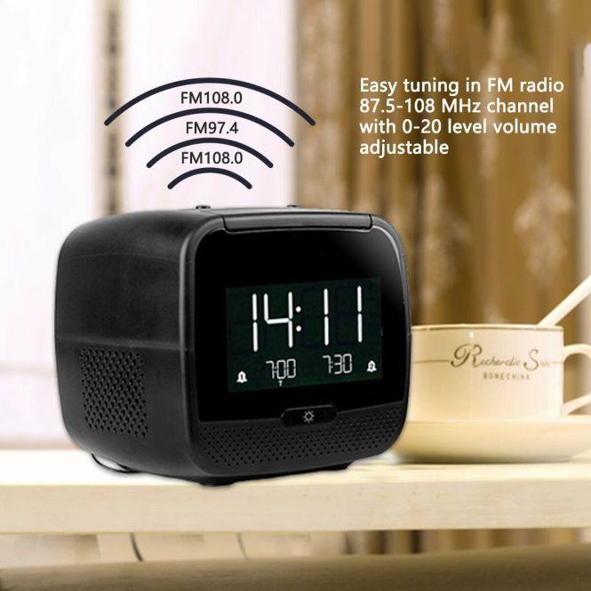 Fm Radio Digital Bluetooth Speaker