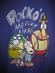 Rocko Nickelodeon : rocko, nickelodeon, Unworn, Rocko's, Modern, Nickelodeon, Rocko, Heffer, Filburt, Spunky