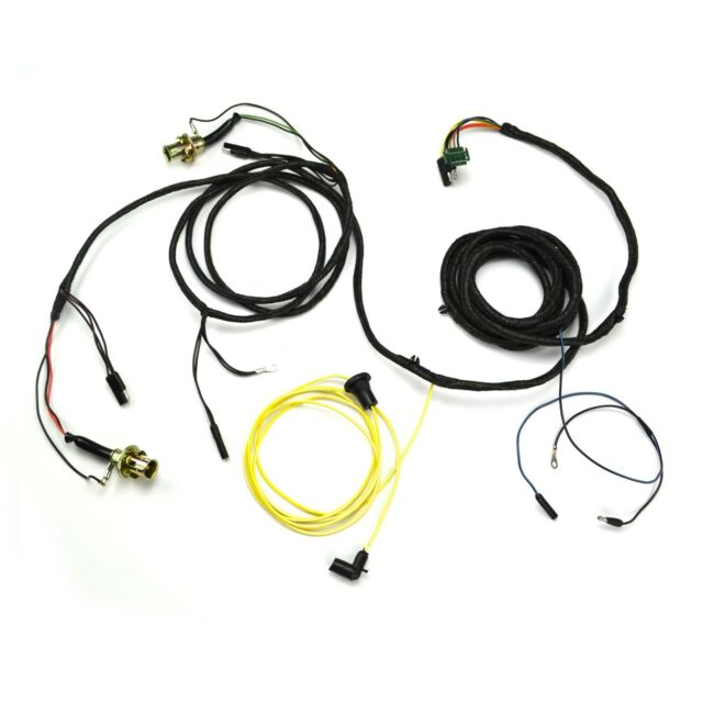 Mustang Tail Light Wiring Harness w/o Low Fuel Warning All