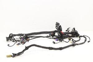 2014 Harley FXDF Dyna Fat Bob 103 Main Wiring Harness Loom