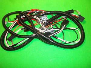 New Husqvarna Wiring Harness X Oem Free Shipping