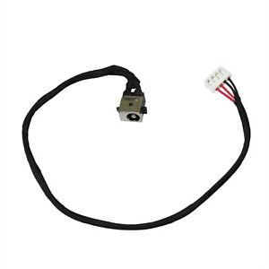 Toshiba Satellite P55W-C DC Power Jack Harness Jack Port