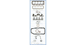 Full Engine Rebuild Gasket Set OPEL VECTRA A 2.0 100/130