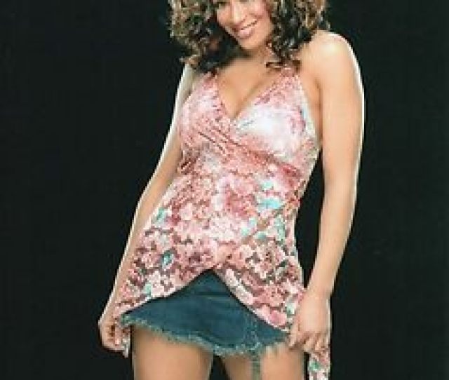 Image Is Loading Melina Wwe Photo Hot Wrestling 8x10 034 Promo