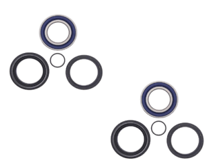 All Balls Front Wheel Bearing Seal Kit For 2002-2003 Honda