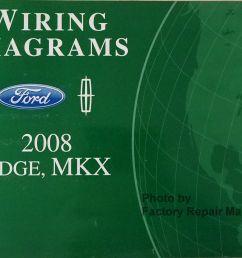 ford 2008 edge mkx wiring diagram  [ 1600 x 1235 Pixel ]