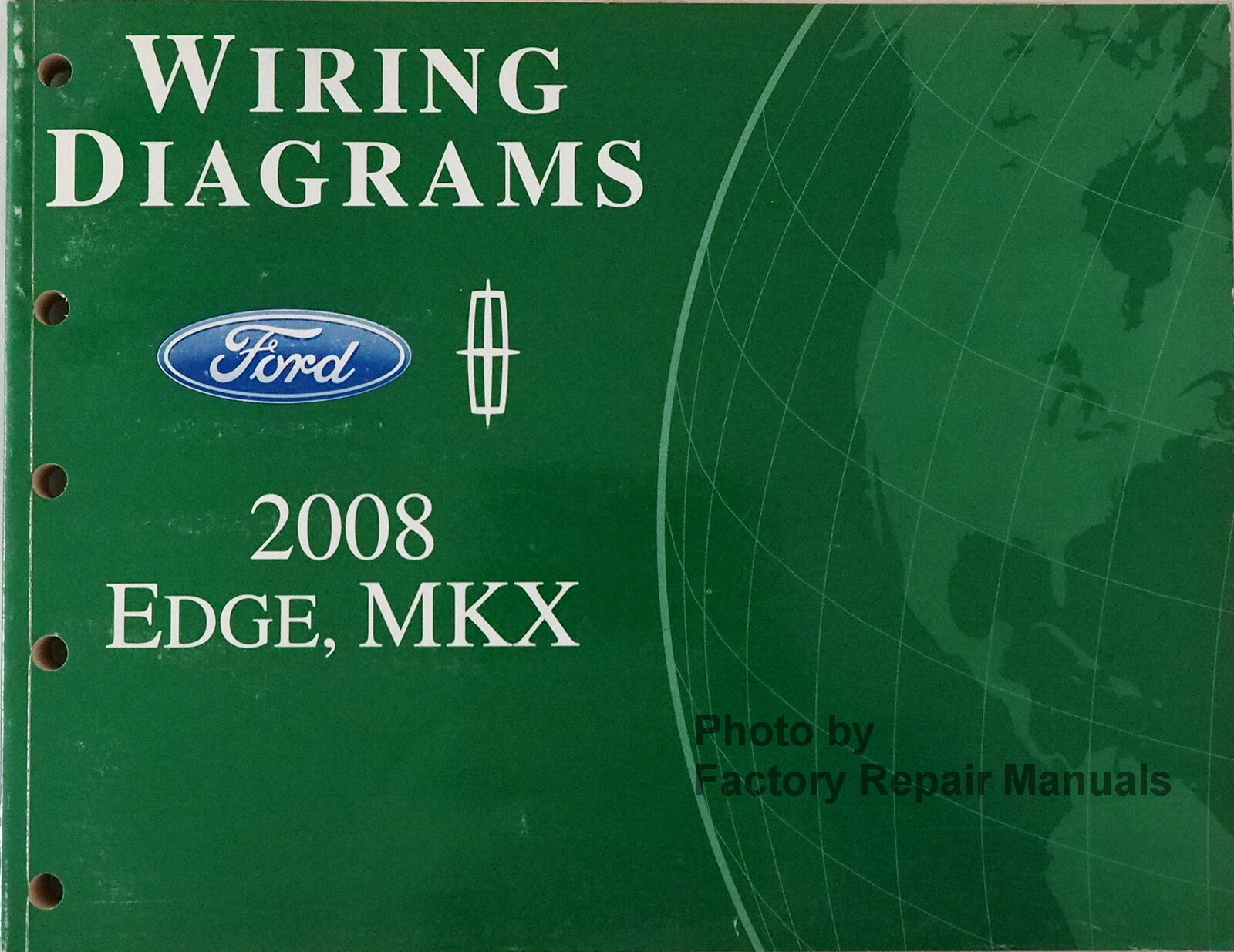 hight resolution of ford 2008 edge mkx wiring diagram