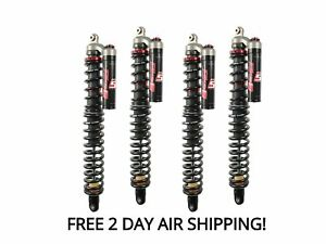 Elka Stage 5 Front and Rear Shocks Suspension Kit Polaris