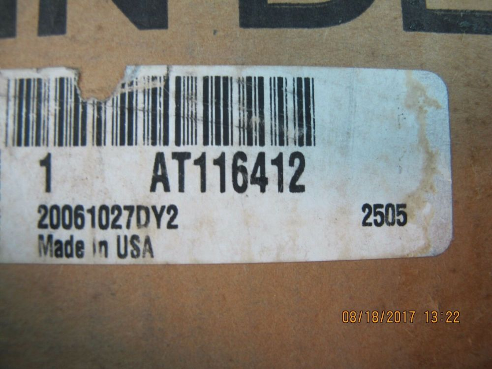 medium resolution of at116412 john deere 644e ez wheel loader frame wiring harness a1top for sale online ebay