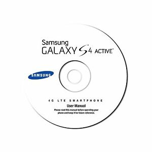 User Manual for Samsung Galaxy S4 Active (ruggedized phone