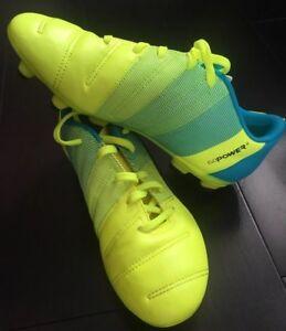 Puma EVO Power 4 Fashion Soccer Shoes Cleats Size 6c Kids ...