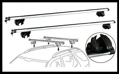 2x NEW CROSS BAR ROOF RACK For ISUZU D Max 2012-2019 goes