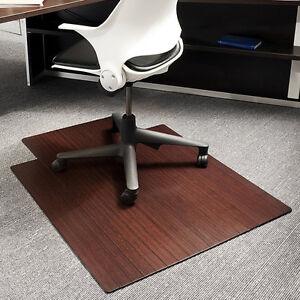 Office Chair Wood Floor Mat Pad Desk Computer Hard Tile