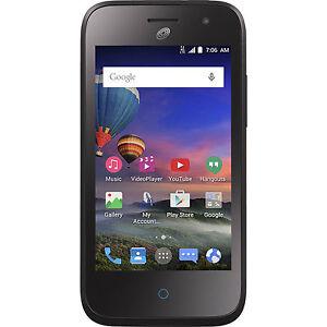 Straight Talk ZTE Citrine 4G LTE GSM Prepaid Smartphone