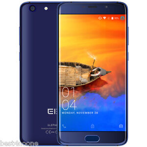 "5.5"" Elephone S7 4G Smartphone FHD Android Helio X20 Deca Core 3GB/32GB 13MP NEW"