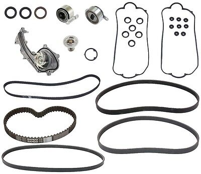 For Acura RL 1996-2004 3.5L C35A1 Complete Timing Belt