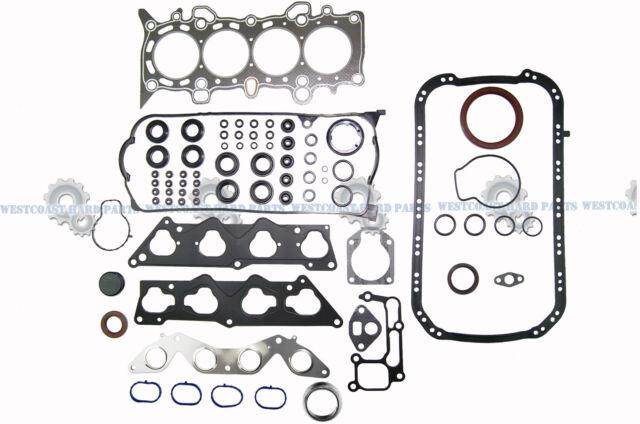 01-05 Honda Civic 1.7L D17A1 Non-VTec SOHC MASTER ENGINE