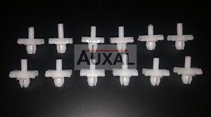 details sur agrafe baguette bas caisse renault 5 r5 alpine tx gtl ts trim sill clip