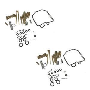 2 X Carburetor Rebuild Carb Repair Kit fits for Honda