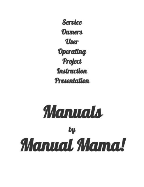 Marantz 4400 Stereo Receiver Service Owners User Operating