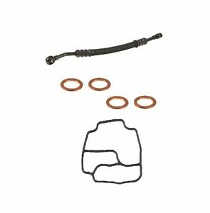 For BMW E46 330i Vanos Oil Supply Line Hose w/ Seal