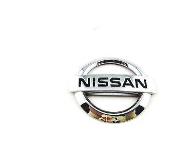 2004-2006 NISSAN SENTRA REAR TRUNK LID OEM EMBLEM BADGE