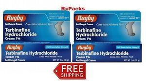 Terbinafine Cream 1% Antifungal ( compare to LAMISIL AT ...