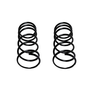 Lesjofors Pair Set of 2 Front Coil Springs for Mazda 323
