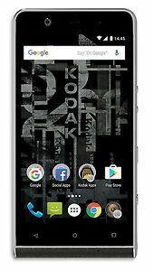 NEW Kodak Ektra 32GB Factory Unlocked Android / 21.0MP / 4G/LTE (Black)