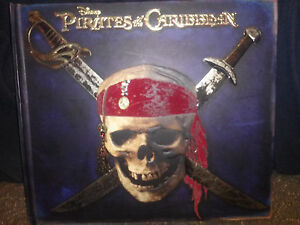 Disney Pirates of the Caribbean HC Secret Files of the East India Trading Co   eBay