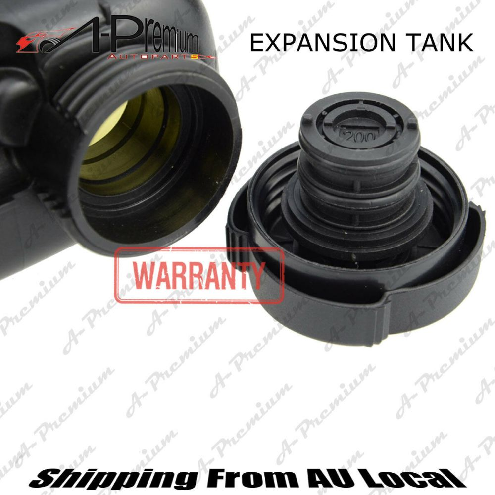medium resolution of bmw e36 coolant expansion tank with level sensor cap bleed screw 17111723520 for sale online ebay