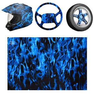details about blue fire