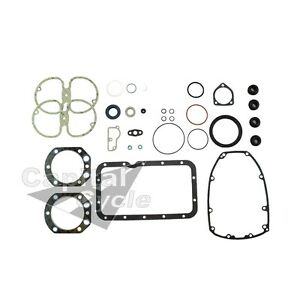 Engine Gasket & Seal Set Fits 1000cc Models From 1977-83