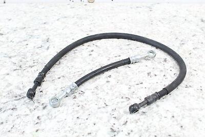 2011 SUZUKI HAYABUSA GSX1300R 1300 Oil Line Hose Set of 2