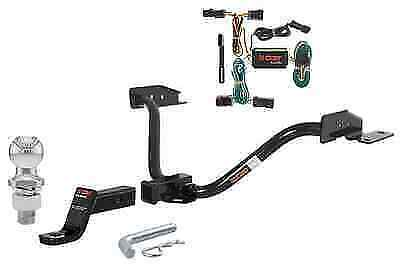 Curt Class 3 Trailer Hitch Tow Package for Chrysler