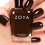 zoya zp694 louise chocolate brown