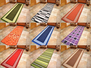 long kitchen rugs hand towels for the short narrow small door mats washable hall runners image is loading