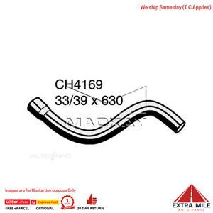 CH4169 Radiator Lower Hose for Holden Barina XC 1.4L I4