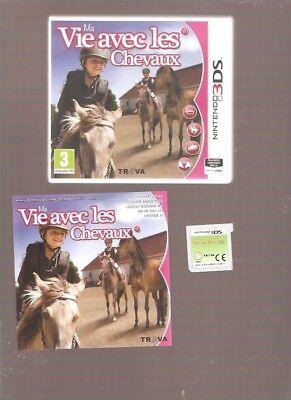 Ma Vie Avec Les Chevaux : chevaux, CHEVAUX, Superbe, Captivant, 2DS/3DS/NDS