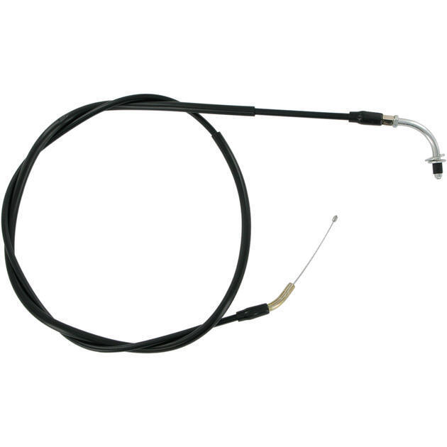 Motion Pro Hand Brake Cable Rear Black fits Suzuki