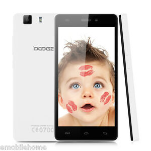5.0'' DOOGEE X5 Pro 4G Smartphone Android 5.1 Quad Core 1.0GHz Dual SIM 2GB+16GB