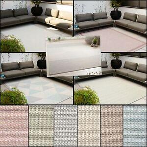 details about outdoor rug plastic patio waterproof visby grey pink blue beige green